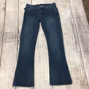 Rock And Republican Boot Cut Jeans Size 6 Short